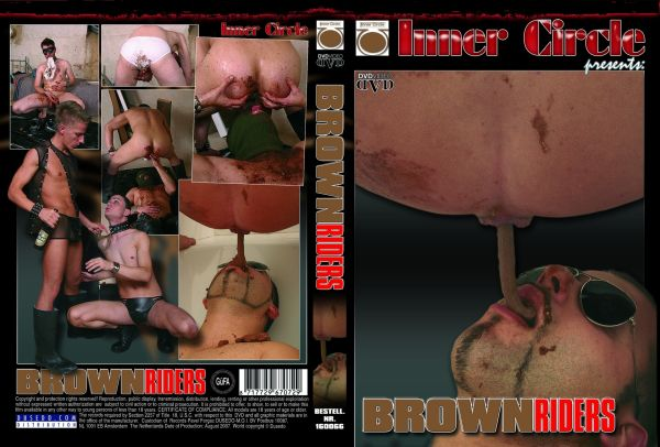 MR.XL Scat - Brown Riders (Gay Scat, Fisting) Inner Circle [DVDRip]