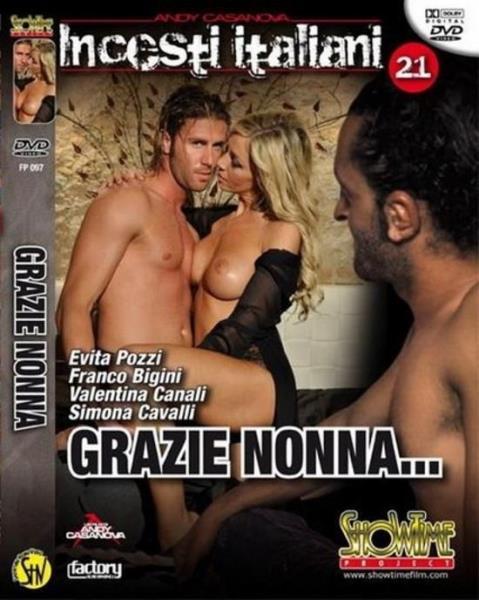 EVITA POZZI, VALENTINA CANALI, SIMONA CAVALLI, FRANCO BIGINI. TORNANO GLI - Incesti italiani 21 (2010/SD)