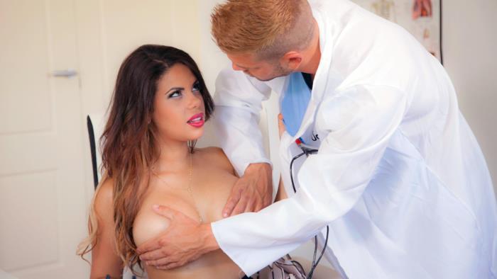 Kesha Ortega - Doctor Boobs's Office [BoobDay, CumLouder] 540p