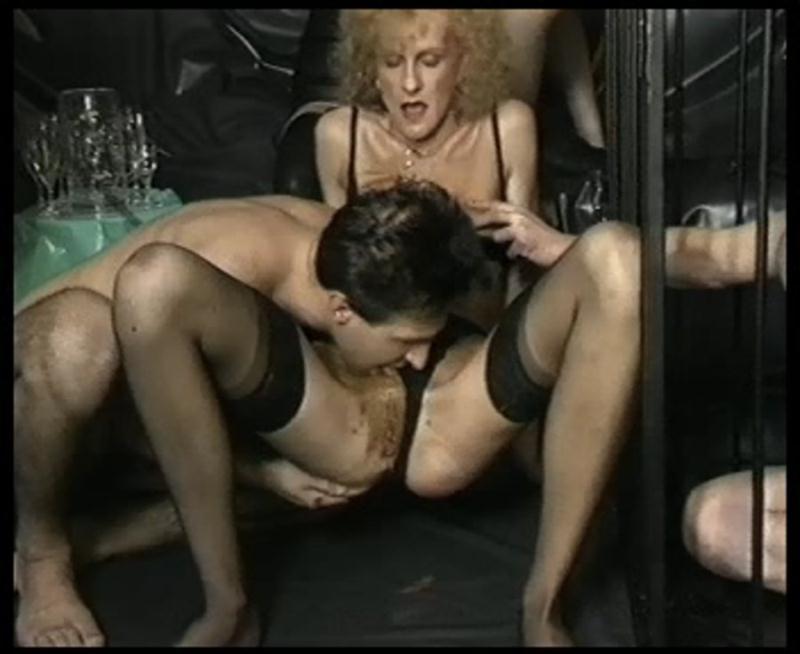 Im Banne Der Kaviar Hexe - Grauzone 28 (Scat, Piss, Germany) Akte X [DVDRip]