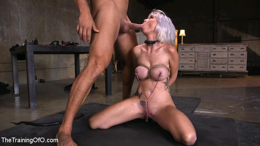 Ramon Nomar, Astrid Star - Sex Slave Astrid Star Submits to Rope Bondage and Extreme Fucking! (HD/2.59 GB)