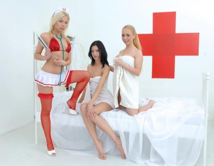 Dulsineya, Isabella Clark, HotKinkyJo - Anal Buffet 7 (Group) - EvilAngel   [FullHD 1080p]