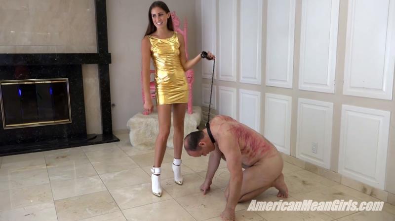 Princess Beverly - Kicking Princess Bella's Slave [AmericanMeanGirls / FullHD]