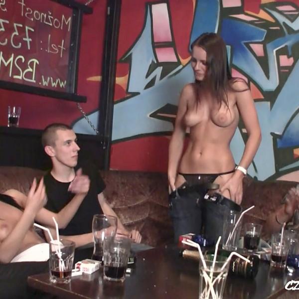 Angelica, Kari - Disco sex party 3 (CzechSexParty.com/PornCZ.com) - [HD 720p]