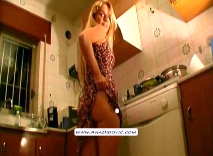 Ana Didovic - Haute Cuisine - (2012 / DatingRealGirls) [SD / 61.6 MB]
