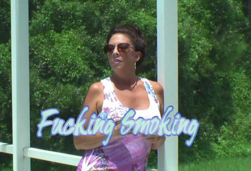Margo Sullivan - Fucking & Smoking (HD)