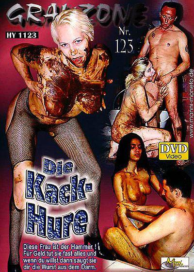 Larissa, Sabine - Grauzone 123 - Die Kack Hure (Germany Scat, Sex Scat) Manni Moneto [DVDRip]