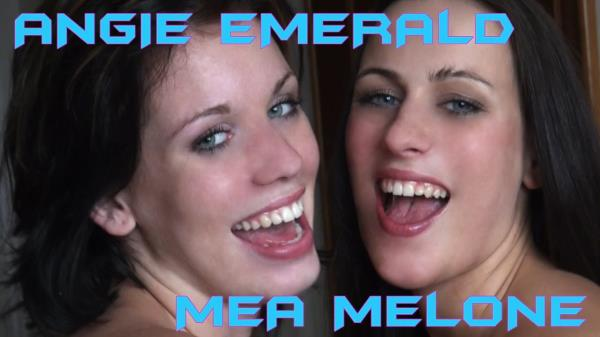 Mea Melone And Angie Emerald - Wunf - 87 (2016/HD)