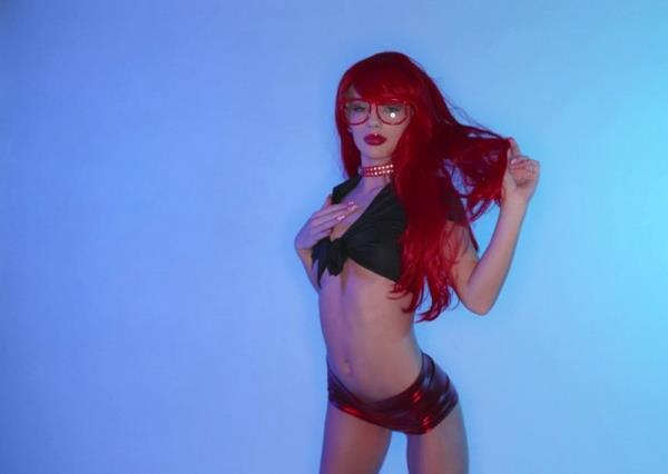 Bella Rose - Cosplay POV (2017/FullHD)