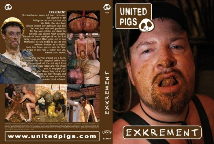 Demon, Drecksjunge, Pepe The Skunk, Rubberscat, Pig, ScatSpermPiss, Sven Falkenberg, Yanis Grunenfelder, Le Moor, Rimmsau, Skinmark, Olli - Exkrement - (2011 / Scatman) [DVDRip / 1.03 GB]