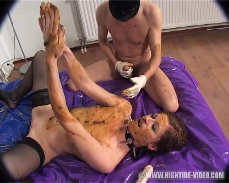 Jennifer, 1 male - British Bizarre (BDSM, Domination Scat) Hightide Video [SD]