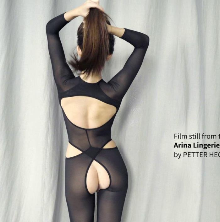 Hegre - - Arina - Lingerie Show [FullHD 1080p]