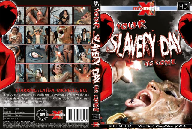 MFX Media: [SD-3111] Your Slavery Day has come - (Latifa, Mochelle, Bia) [HDRip]