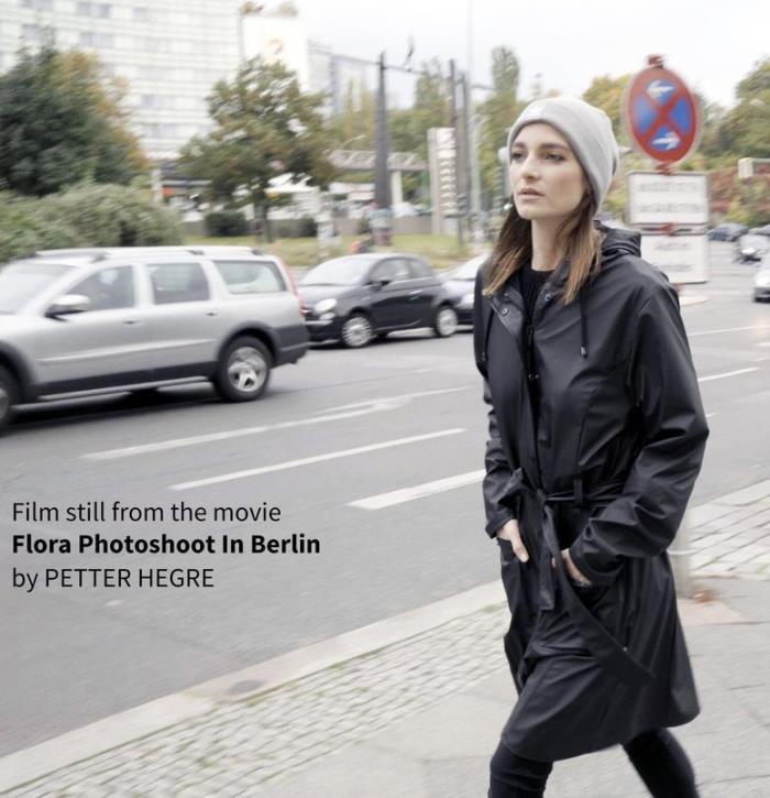 Hegre - - Flora - Photoshoot In Berlin [FullHD 1080p]