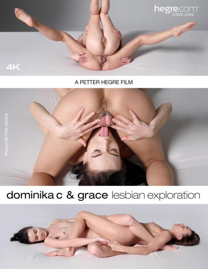 Hegre - - Dominika C., Grace - Lesbian Exploration [FullHD 1080p]