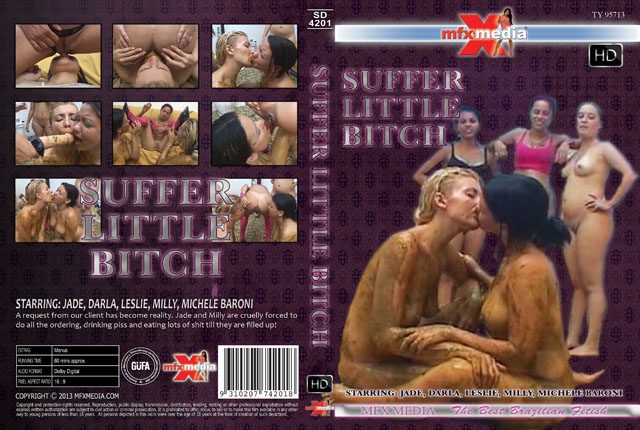 Jade, Darla, Leslie, Milly, Michele Baroni - [SD-4201] Suffer Little Bitch - (2018 / MFX Media) [HDRip / 1.35 GB]