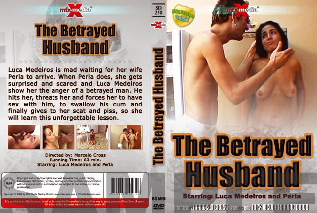 Luca, Perla - [SD-230] - The Betrayed Husband (Humiliation, Vomit, Lesbian) - MFX Media [DVDRip]