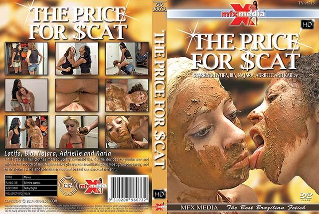 MFX Media - Latifa, Bia, Najara, Adrielle, Karla - SD-6073 The Price for Scat [HDRip]