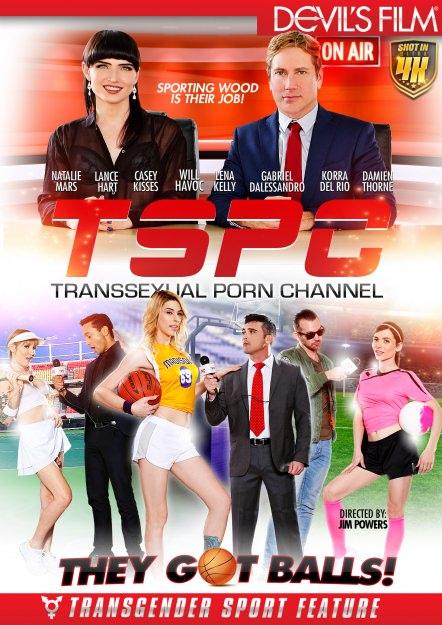 TSPC Transsexual Porn Channel (2018/WEBRip/SD)
