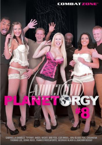 Planet Orgy 8 (2018) WEBRip/HD