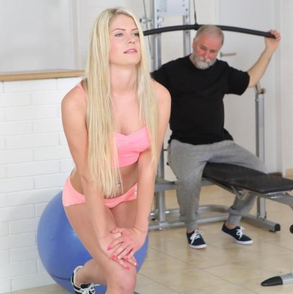 TeenMegaWorld/Old-n-Young: - Martina D - - Gym brings sex addicts together (2018) HD - 720p