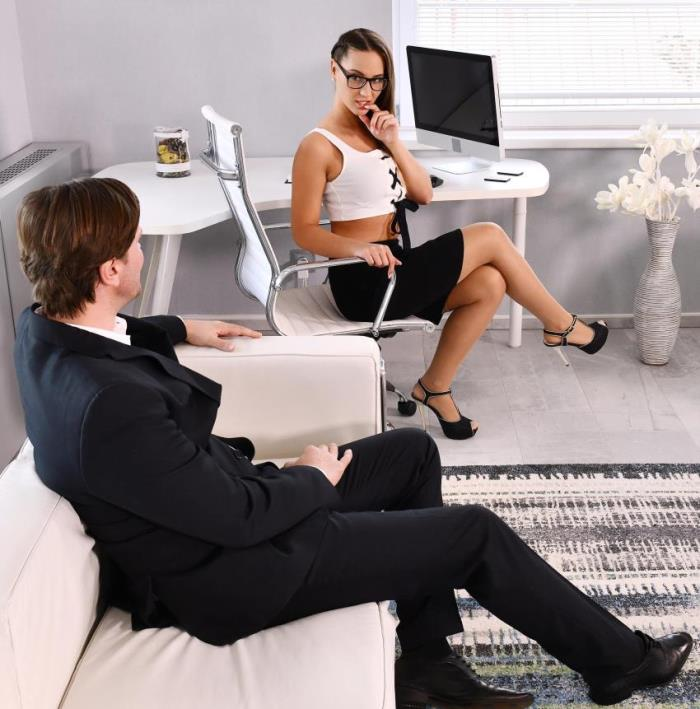 HotLegsAndFeet/DDFNetwork - - Naomi Bennet - Office Hours Cum Galore [HD 720p]