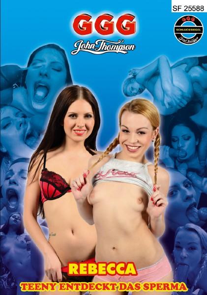 GermanGooGirls: - Rebecca Volpetti, Rebecca Black - - Rebecca Teen Discovers the Sperm (2018) FullHD - 1080p