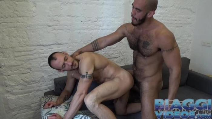 Eli Chaim, Louis Ricaute- Arab gets fucked - [HD 720p] BiaggiVideos