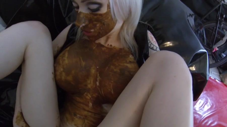 ShopScat: Kinky BDSM Scat Fuck + Facial - (ShitJessica) [FullHD 1080p]