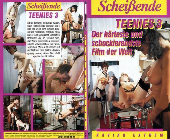 Anita Feller - ScheiГџende Teenies 3 [Kaviar Extrem/DVDRip] - DepFile
