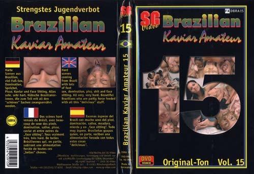 SG-Video - Brazilian Girls - Kaviar Amateur 15 - Brazil [DVDRip]