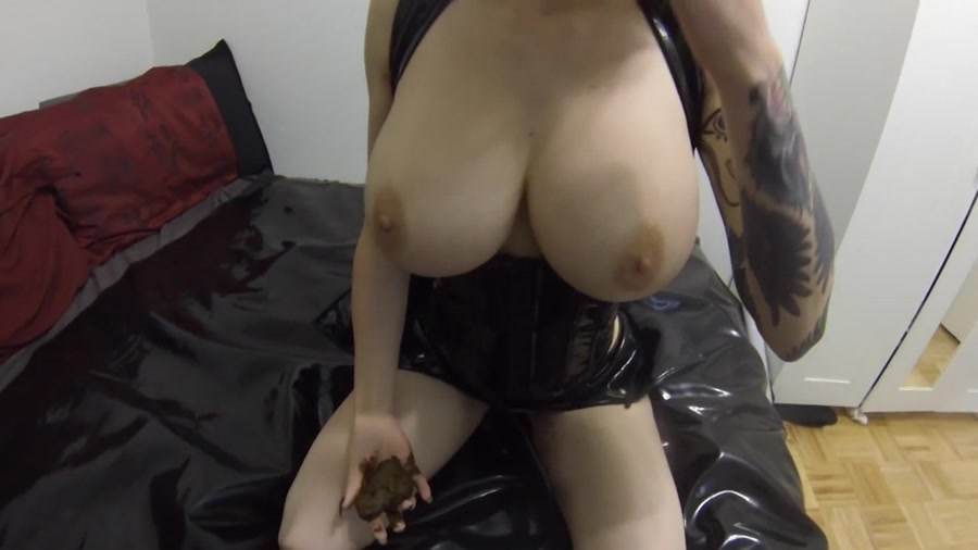 ShopScat: Filled with Scat and Cock - (ShitJessica) [FullHD 1080p]