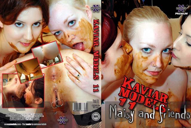 Maisy - Kaviar Models 11 [X-Models/DVDRip] - DepFile