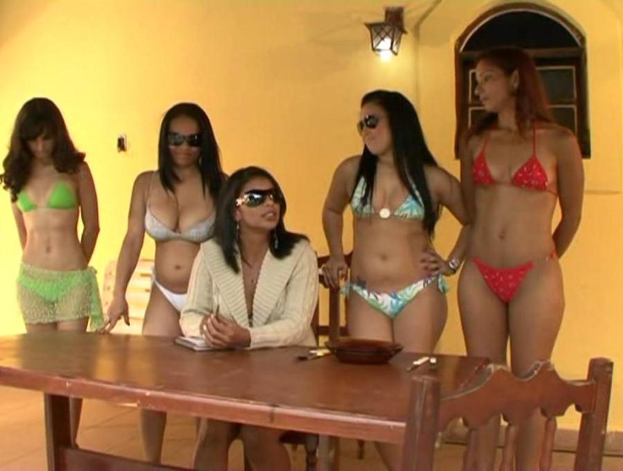 Shit Girls - (MFX Media) Secretary Brazil Girls 3 [DVDRip]