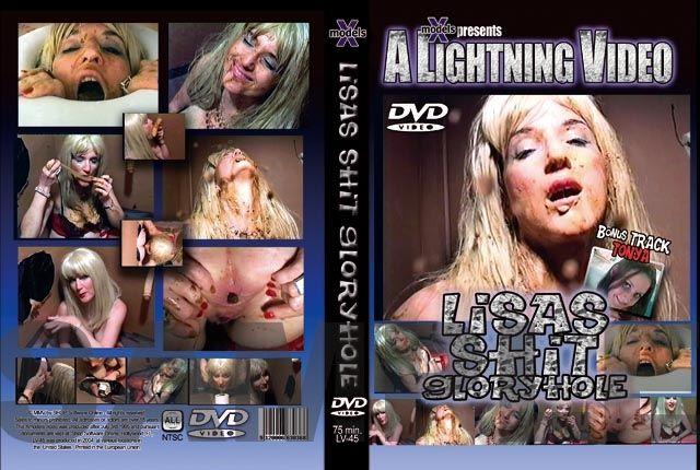 Pretty Lisa - Pretty Lisa's Shit Gloryhole - (2018 / Xmodels) [DVDRip / 699 MB]
