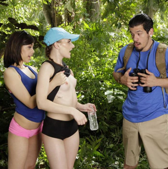 TeensLoveHugeCocks/Realitykings - - Harmony Wonder, Kelsey Kage - Hiking Up Mount Cock [HD 720p]