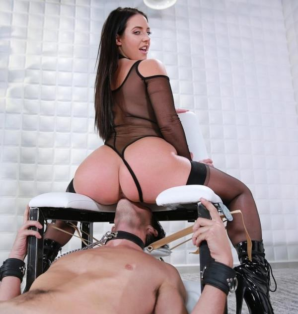FemdomEmpire: - Angela White - - Dinner is Served (2018) FullHD - 1080p