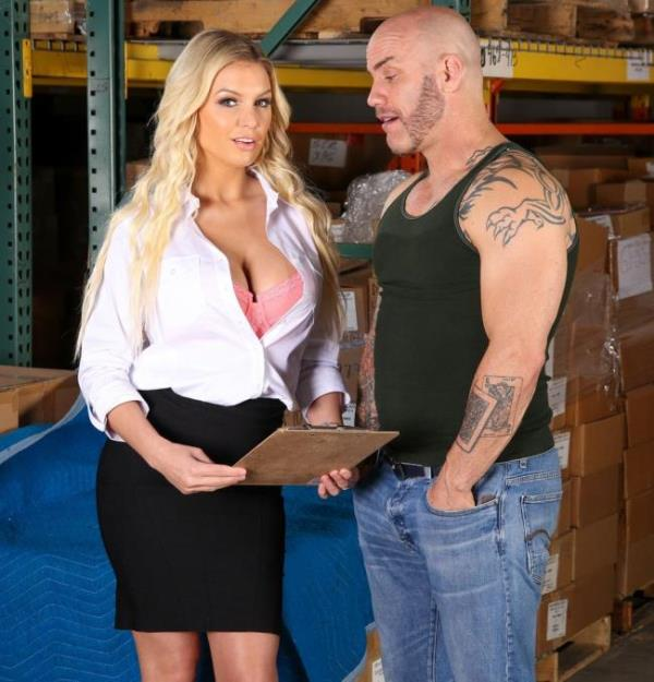 DevilsFilm: - Kenzie Taylor - - Big Tits Office Chicks 05, Scene 4 (2018) HD - 720p