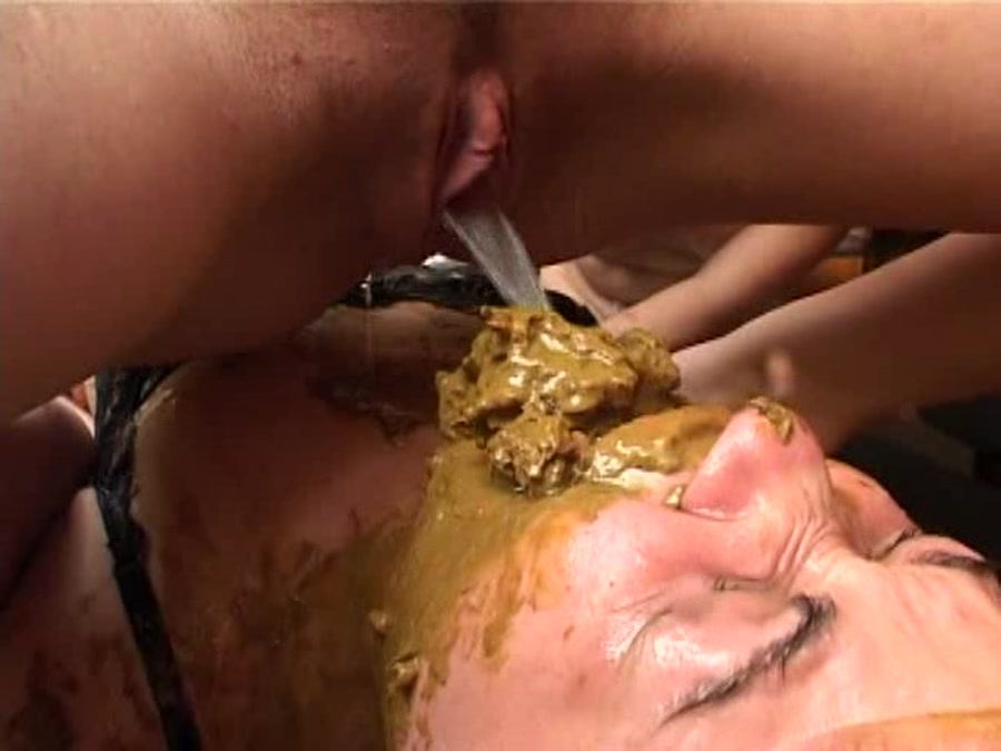 Ledsbian Domination - Scat Secretary Girls 2 (Scat, Lesbians) - SG Video [DVDRip]