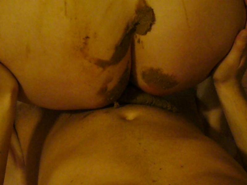 ScatGirl - Homemade, Sex Scat [Amateur Scat] (SD mov 262 MB 2018)