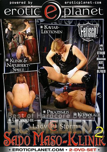 STELLA CRUELLA - Sklave Alfred, Lady Storm, Mistress Kot - Die Sado Maso-Klinik 2 - DVDRip