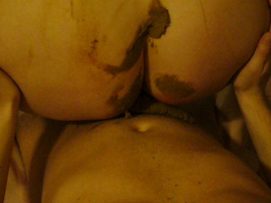 ScatGirl - Homemade, Sex Scat (Blowjob, Sex Shit) - Amateur Scat [SD]