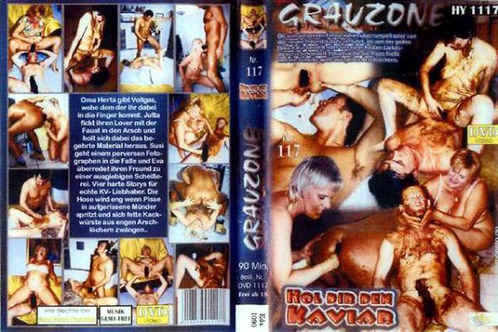Hol Dir Den Kaviar - Grauzone 117 (Scat Fuck, Anal, Germany) - Manni Moneto [DVDRip]