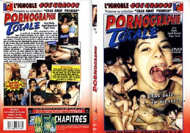 Paola, Ingrid Bouaria, Roger Fucca - Pornographie Totale [ImaMedia] (DVDRip|avi|910 MB|2018)