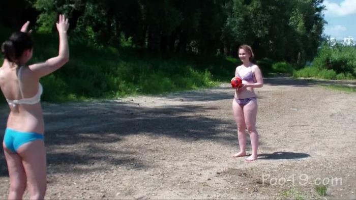 MilanaSmelly - Really swallows fast (Humiliation Scat/HD 720p/1.43 GB) from Depfile