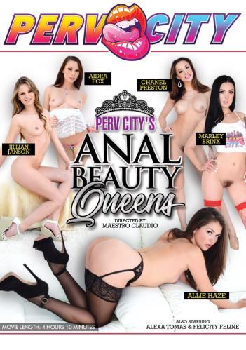 Perv Citys Anal Beauty Queens (2018) WEBRip/FullHD