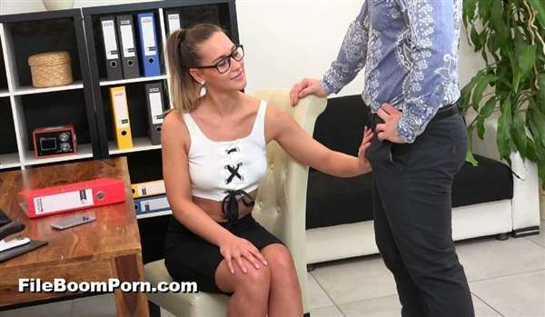 FuckingOffice: Naomi Bennet - CZECH BITCH NAOMI BENNET FUCKED WITH HER BOSS [FullHD/1080p/760 MB]