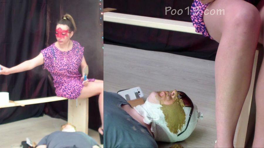 Humiliation - Yana, MilanaSmelly - Maximum load! 5 girls. Part 1. Yana with MilanaSmelly - HD 720p