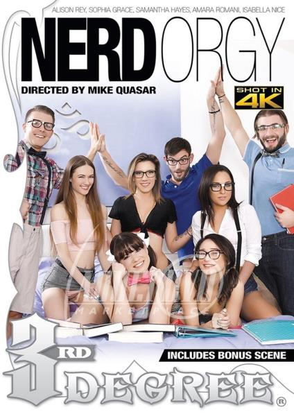 Nerd Orgy [THIRD DEGREE FILMS] (2018|WEBRip/SD|1.90 GB)