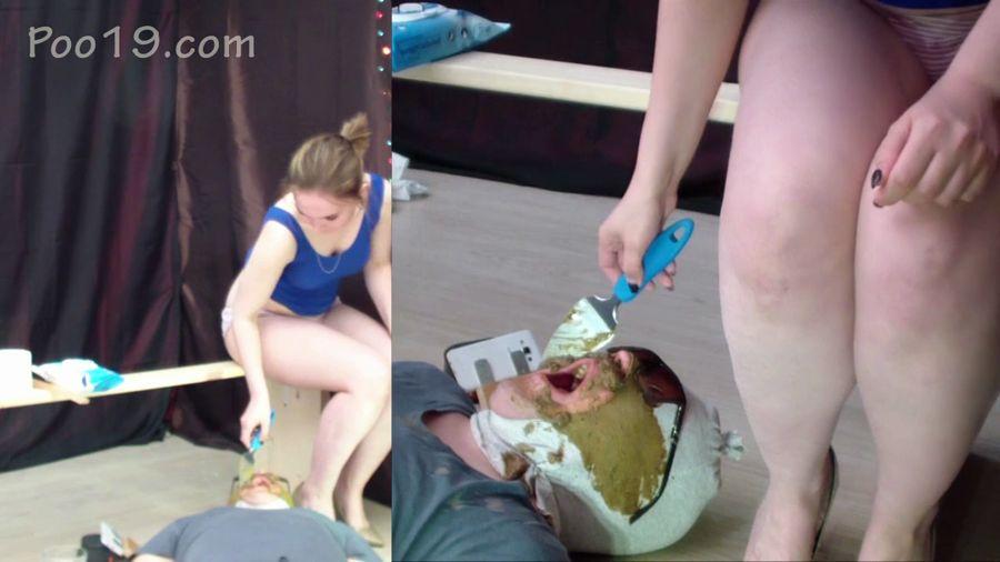 MilanaSmelly - Maximum load! 5 girls. Part 2. Liza [HD 720p/286 MB]- Scat Humiliation